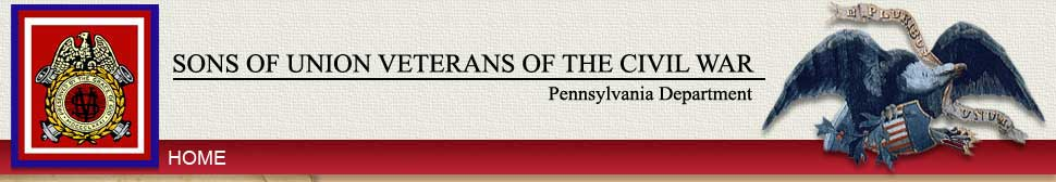 Pennslvania Department Sons of Union Veterans of the Civil War